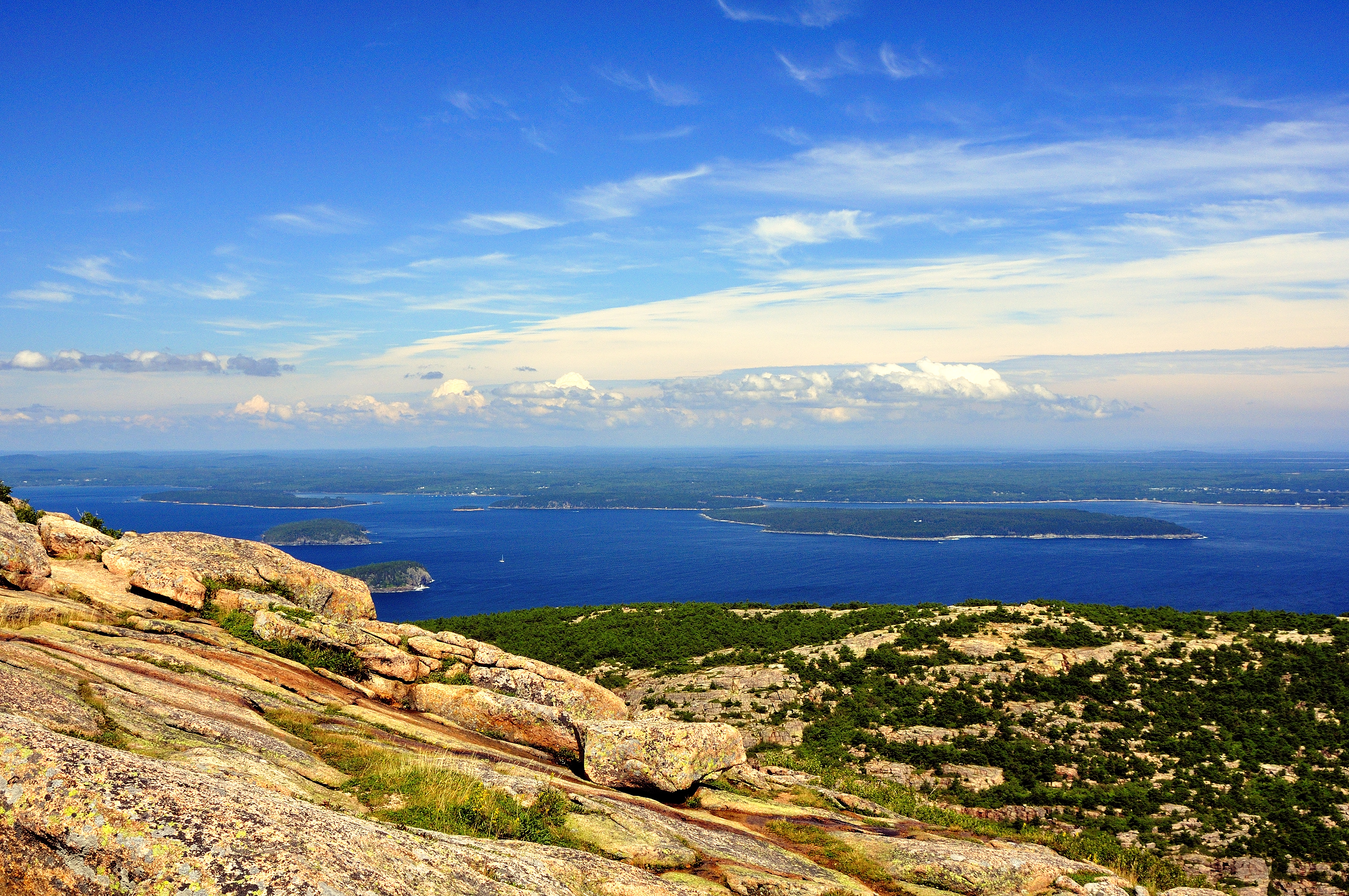 cadillac mountain acadia national park maine rayfausel. Cars Review. Best American Auto & Cars Review